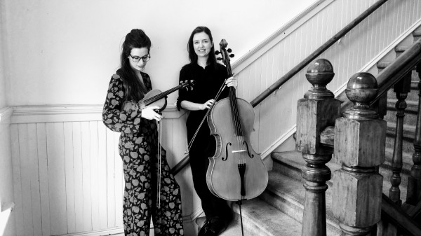 String duo music Nova Scotia