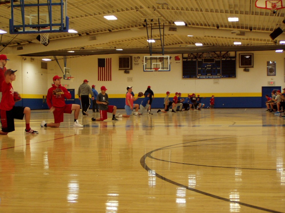 15U Tryout/Player Evaluation