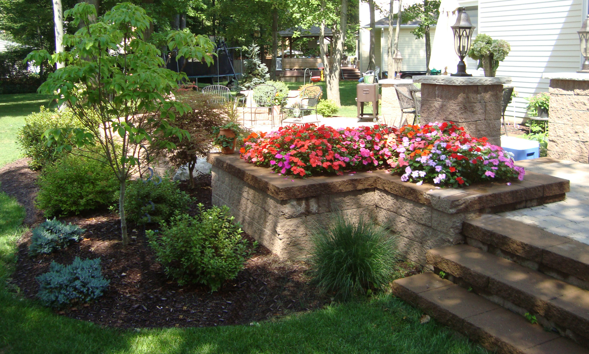 Beds/Plantings