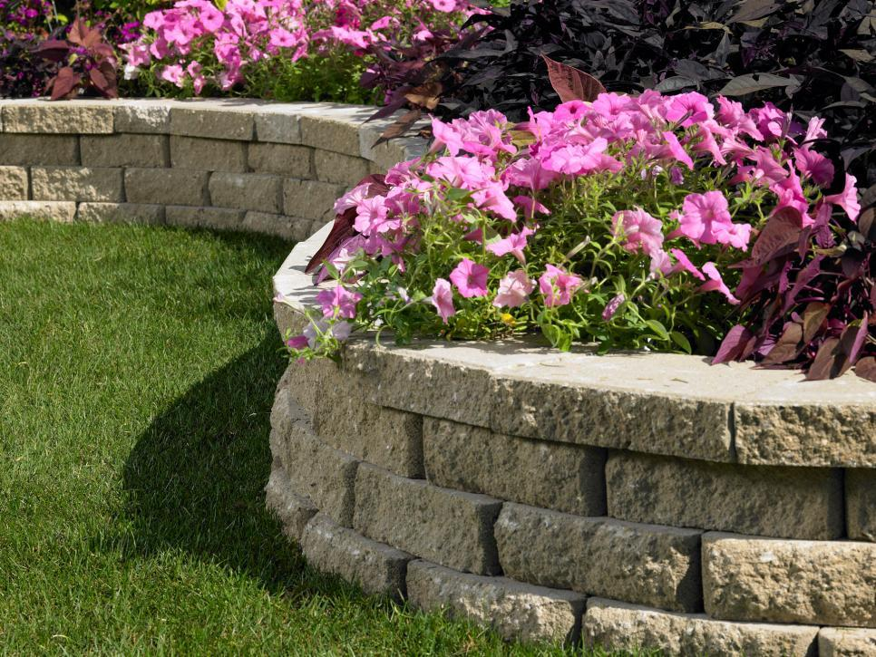 Retaining Walls/Walks