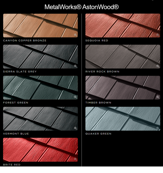 MetalWorks® AstonWood®