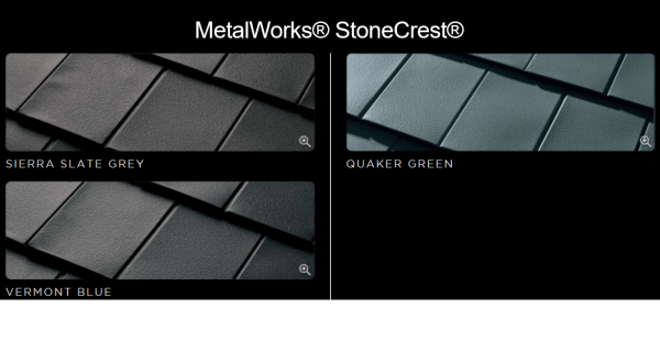 MetalWorks® StoneCrest® Tile