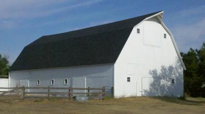 Adkins Barn, Kimball, NE