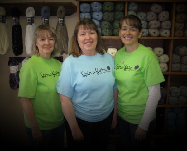Spin a Yarn Sisters