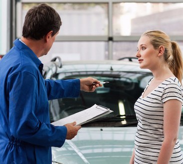 Automotive Check Up