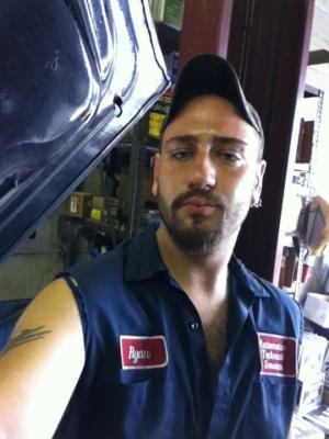 A picture of Ryan Co-Owner of JR Automotive Tech.
