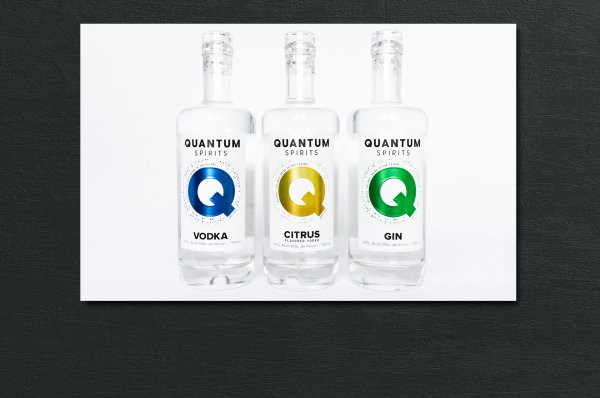 strange quark distillery