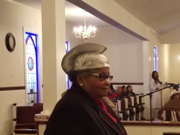 Hymn Choir member