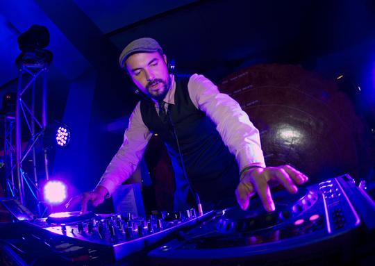 DJ Ryan/Jazz Trio