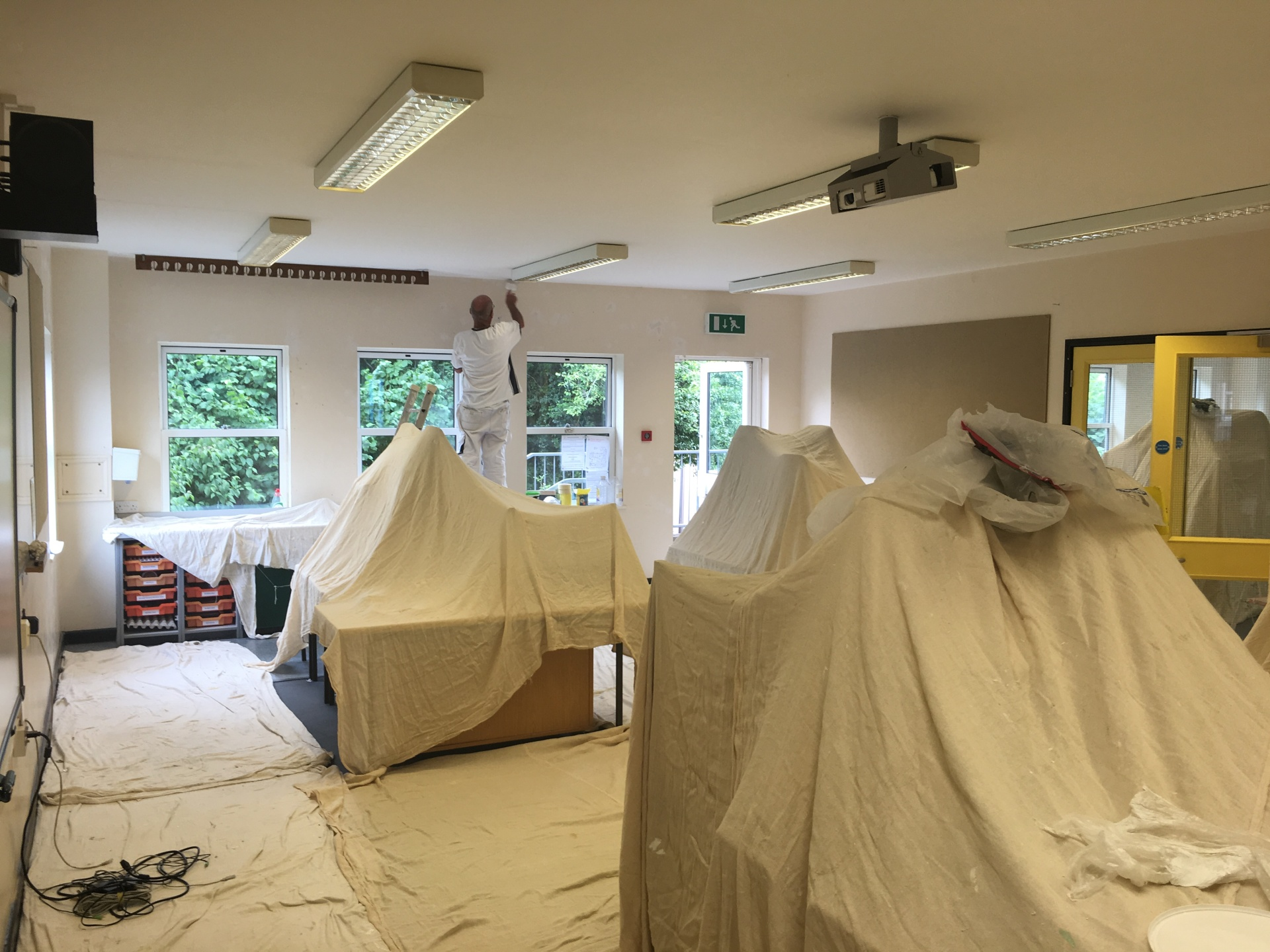 Exeter painting contractors