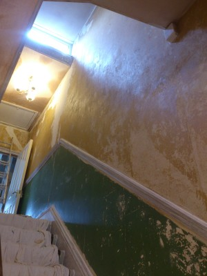 wallpapering Plymouth