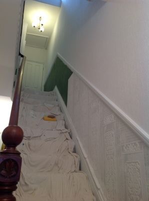 Plymouth wallpapering