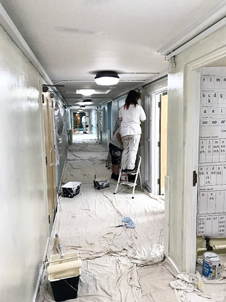 Plymouth painting contractors