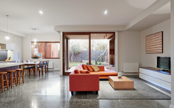 Thornbury House - Living Room