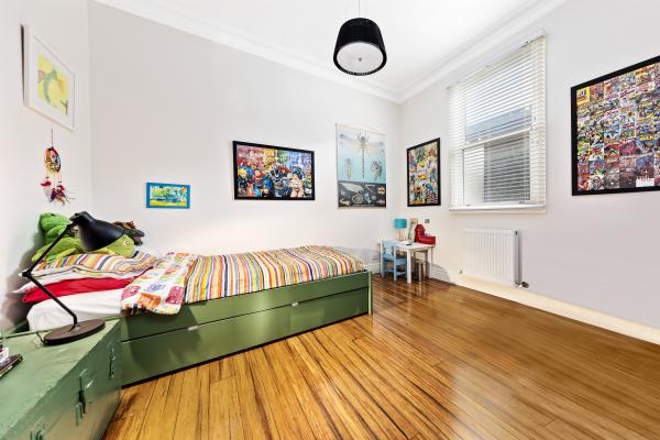 Northcote House - Bedroom