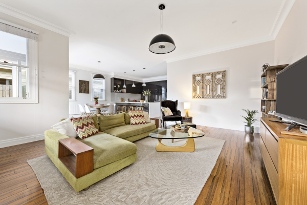 Northcote House - Living Room