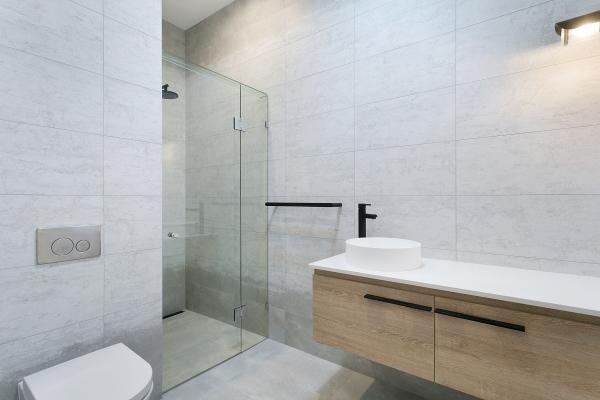 Roberts St House - Bathroom