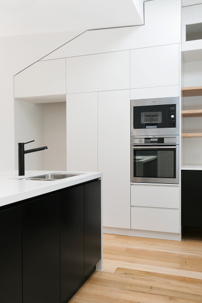 Roberts St House - Kitchen