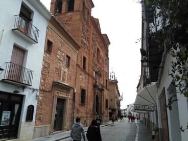 Calle de San Agustín.