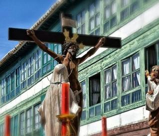 Paso Cristo de la Agonia
