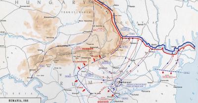 Romanii si Romania in Marele Razboi al Intregirii