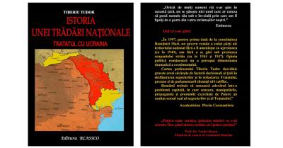 """""""Tratatul cu Ucraina – Un act de tradare nationala"""", interviu cu autorul"""