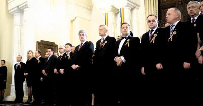 Politicienii se declara europeni in lipsa de convingeri ferme, de cultura generala si romaneasca...