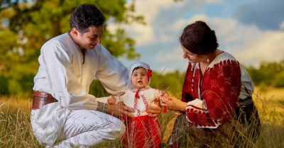 Patriarhul Romaniei indeamna: Sa sustinem familia traditionala!