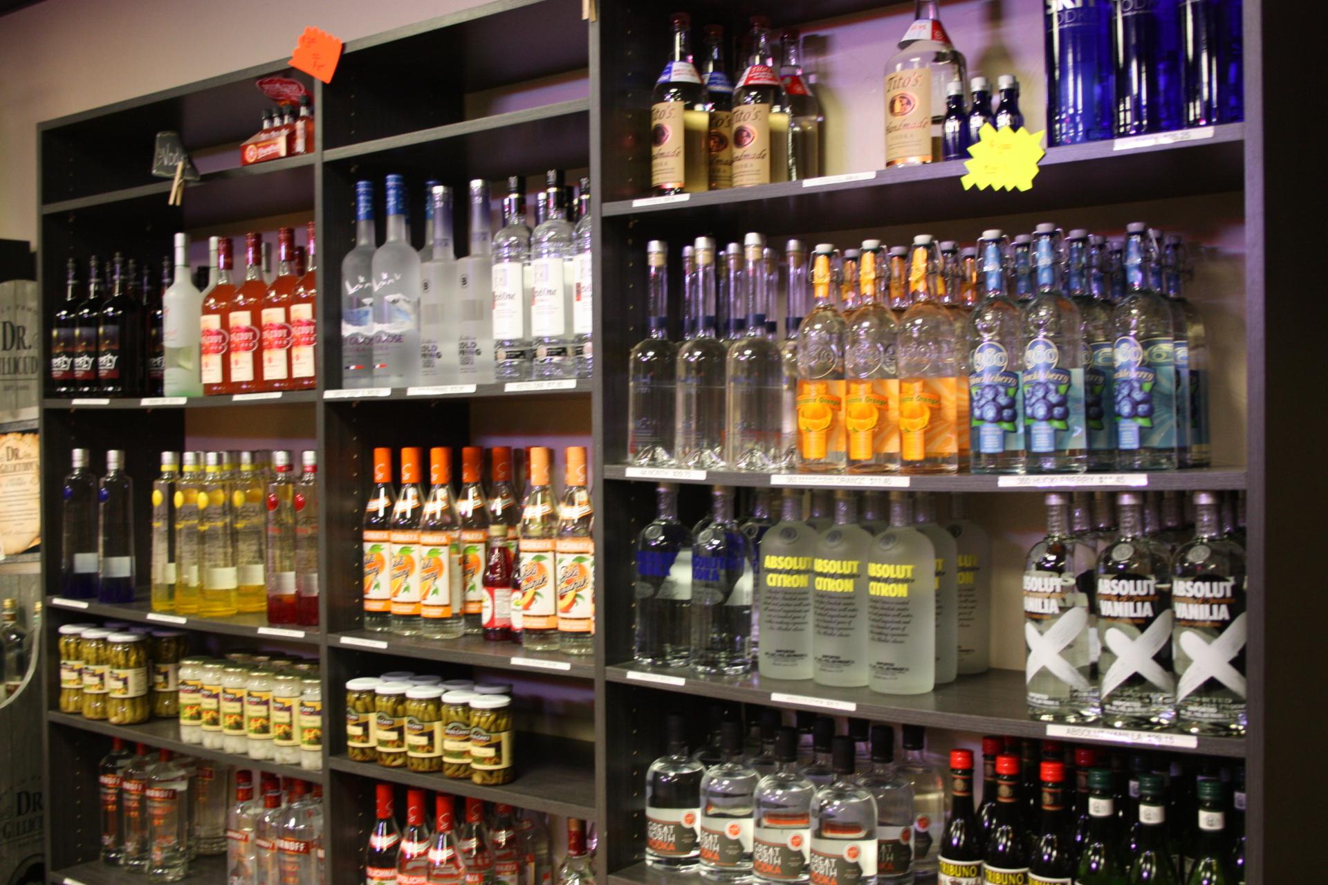 Liquor Store Billings MT