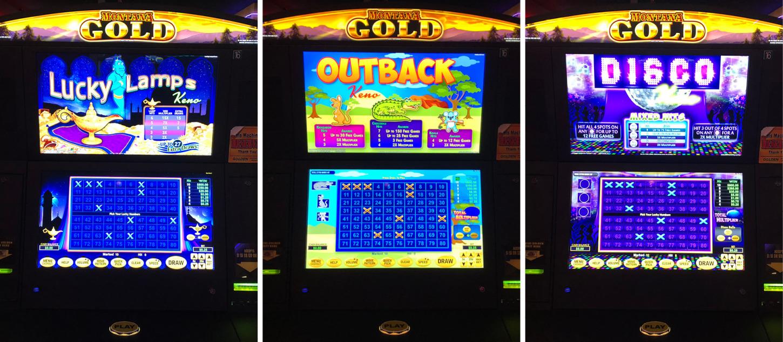 Billings MT Casino, Video Keno, Video Poker, Line Game