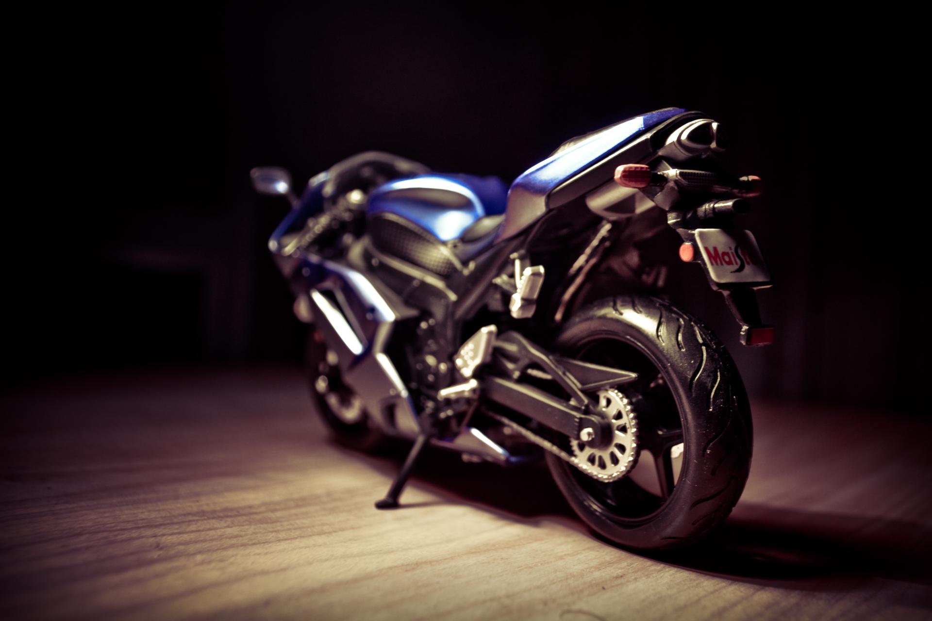 Motorcycle Detal