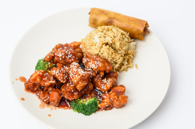 Sesame Chicken (Lunch Special)