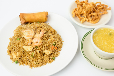 Shrimp Fried Rice (Lunch Special)