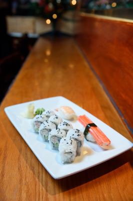 California Roll (Lunch Special)