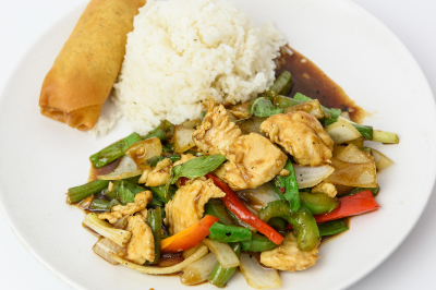 Spicy Thai Basil (Lunch Special)