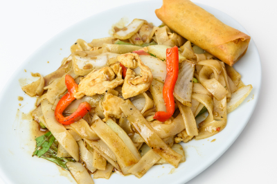 Pad Kee Mow (Lunch Special)