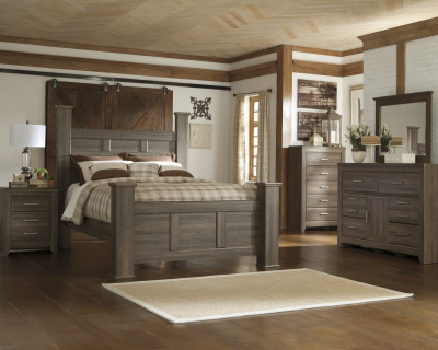Ashley   4 Pc Bedroom Set