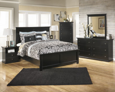 4 Pc. Maribel Bedroom Set