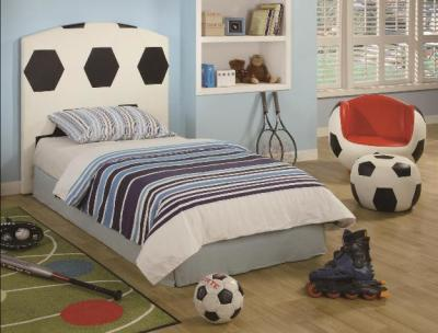 Twin Soccer Bed $120