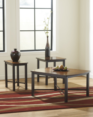 3 Piece Occasional Table