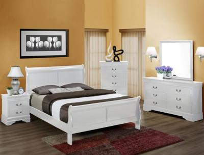 5 Pc Queen Sleigh Bed Set $730