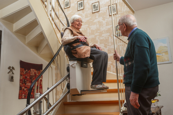 Our High Quality Stair lifts Will Have You Moving In No Time