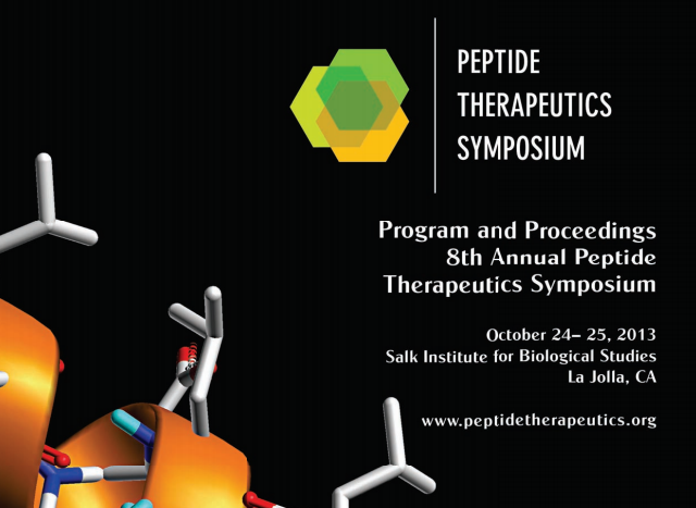 8th Annual Peptide Therapeutics Symposium