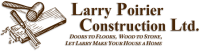 Larry Poirier Construction Ltd.