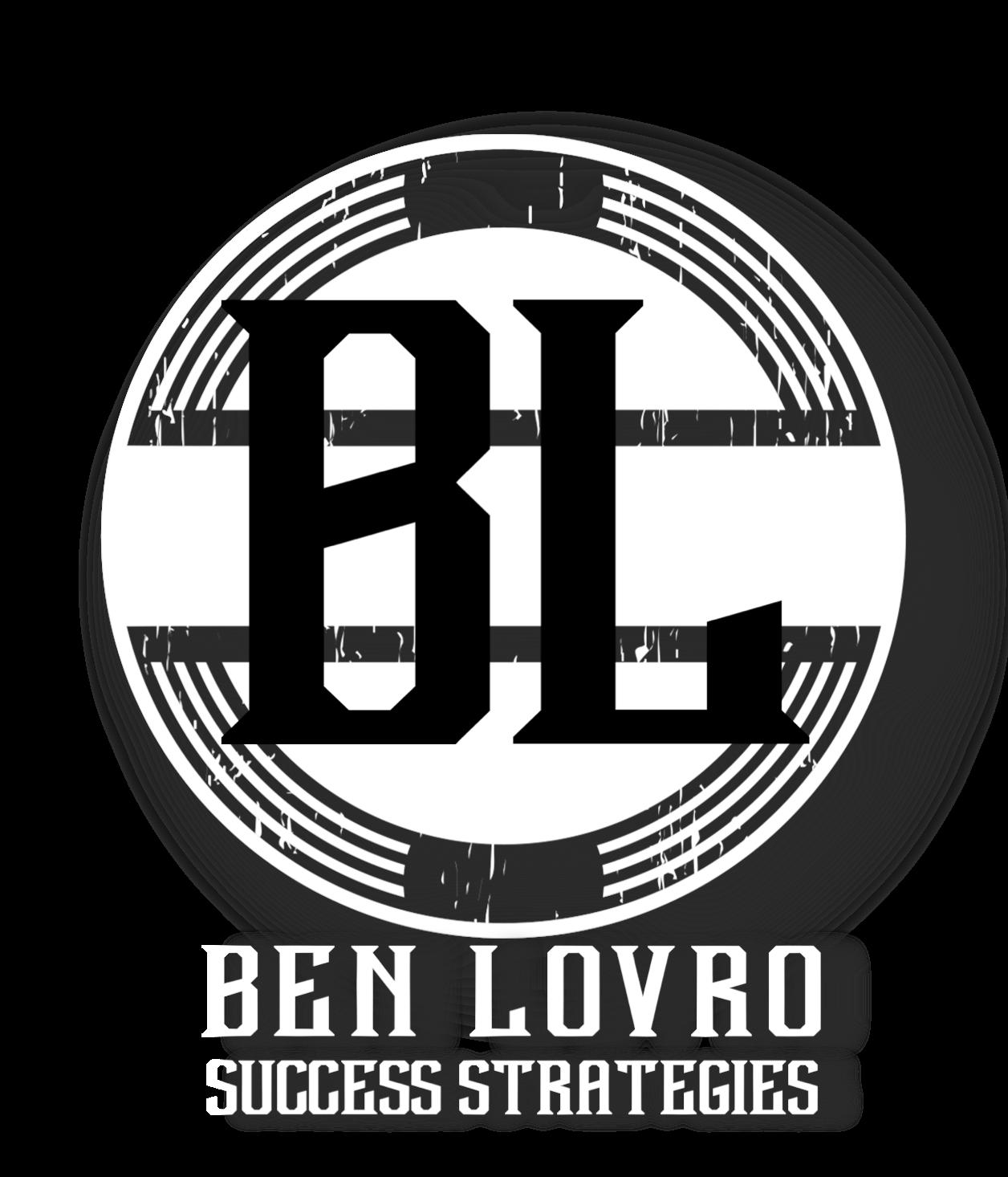 Ben Lovro Success Strategies
