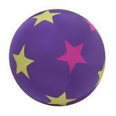2 oversized balance balls (colors vary) - $20