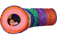 mega tunnel with balls (12') - $20