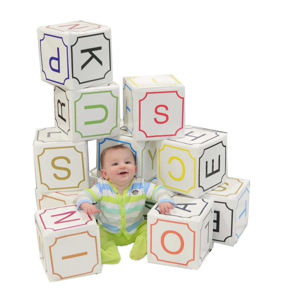 soft alphabet blocks