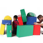 large foam block set