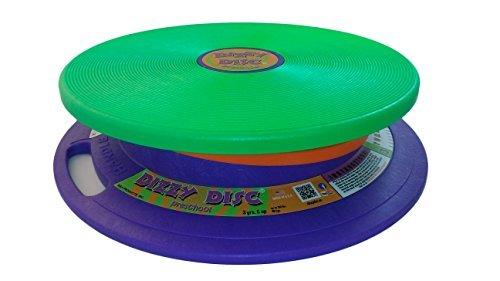 spinning sensory disc